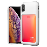 Чехол VRS Design Damda High Pro Shield для iPhone X/XS Yellow Peach