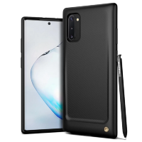 Чехол VRS Design Damda Single Fit для Galaxy Note 10 Чёрный