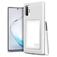 Чехол VRS Design Damda High Pro Shield для Galaxy Note 10 Plus Cream White